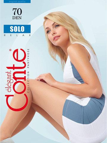 Женские колготки Solo 70 XL Conte