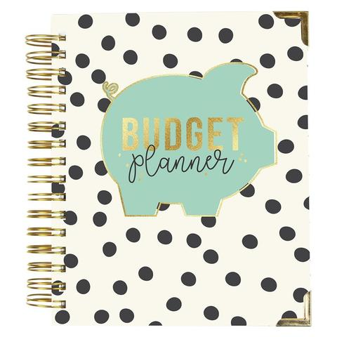 Ежедневник на пружине (НЕдатирован) -  Carpe Diem Spiral 17-Month Dated Weekly Planner - 18х22 см -Budget