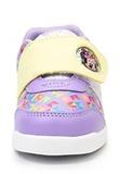 Кроссовки Минни Маус (Minnie Mouse) на липучке для девочек, цвет сиреневый. Изображение 5 из 8.