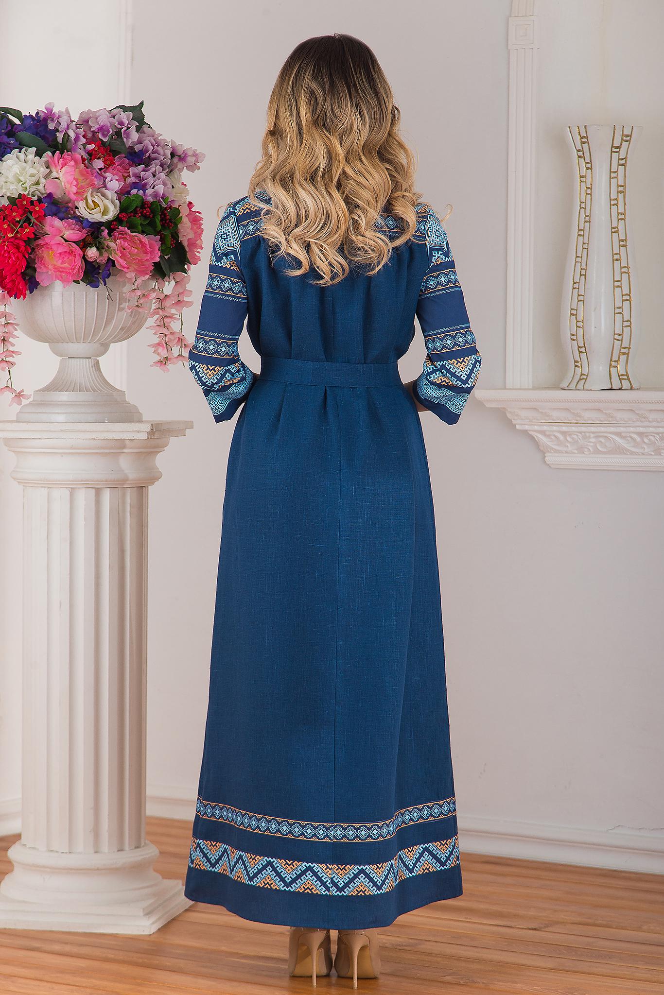 Народное русское платье Каспийское с доставкой