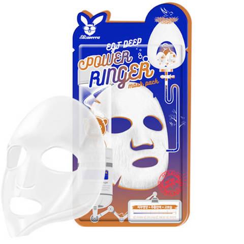 Elizavecca Активная тканевая маска для лица с эпидермальным фактором роста EGF 23г