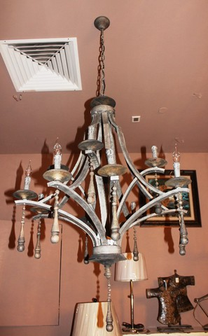 vintage chandelier  01-35 ( by Funky Vintage )