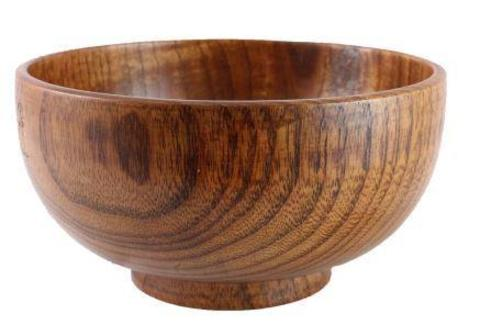 Миска деревянная «Следопыт» 700 мл, Д155 мм (PF-CWS-P54)