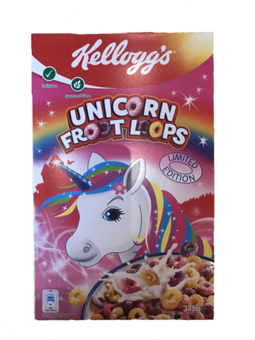 KELLOG'S. Хлопья Froot Loops, 400 гр.