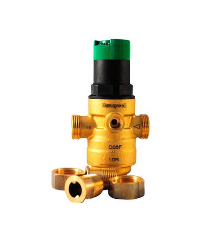 Регулятор давления воды Honeywell D06F-3/4