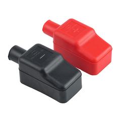 Защитные кожухи (красный/ черный) для клемм аккумулятора