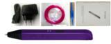 3D ручка Myriwell RP600A (цвет: фиолетовый)