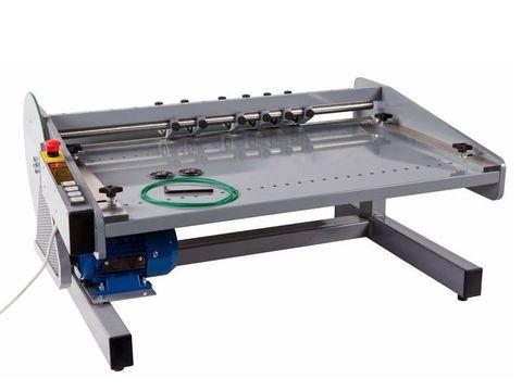 Paperfox R-760A - настольный станок для надсечки, биговки перфорации.