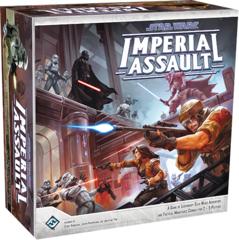 Star Wars: Imperial Assault (на английском языке)