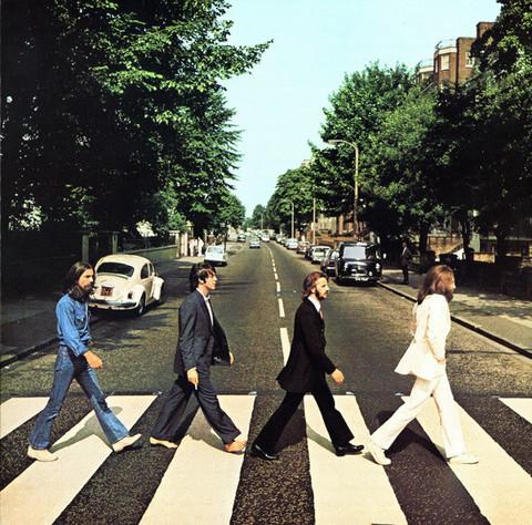 Виниловая пластинка. The Beatles – Abbey Road