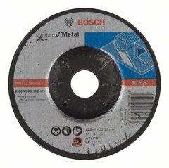 Круг шлифовальный Standard for Metal 125х6,0х22,2 мм