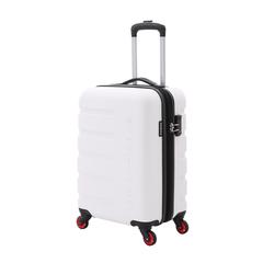 Чемодан Swissgear Tyler, белый, 35x25x55 см, 37 л