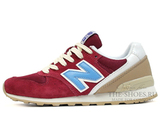 Кроссовки Женские New Balance 996 Cherry Sky Blue Begie