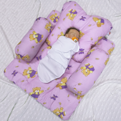 Farla. Подушка позиционер для новорожденного Pad Сластена