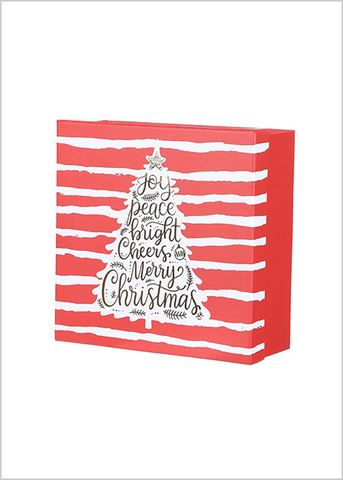 Christmas Tree Gift Box (Large)