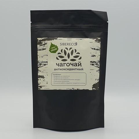 Чагочай антиоксидантный SIBERECO, 100 гр