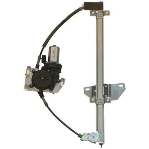Электростеклоподъемник LIFT-TEK для Nissan Almera II (передний правый)
