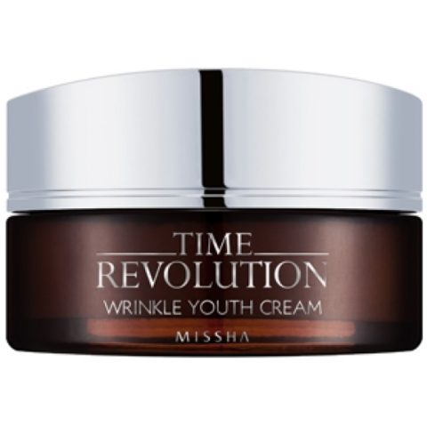 MISSHA Time Revolution Wrinkle Youth Cream, 70мл