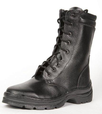 Ботинки «БЕРЦЫ» хром кожа «Тулип» Арт 3.1