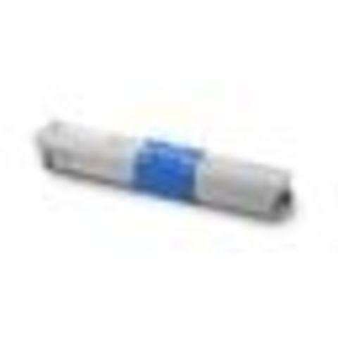Тонер-картридж OKI C301/C321/MC332/MC342 - Cyan 1.5K 44973543