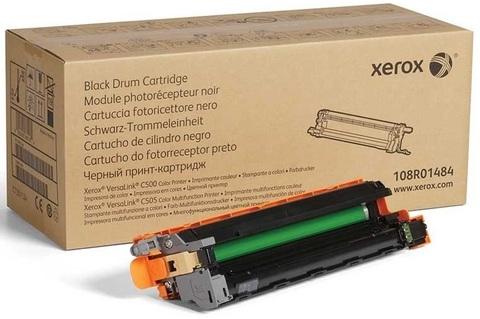 Барабан черный Xerox VersaLink C500, C505. Ресурс 40000 стр. (108R01484)