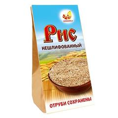 Рис нешлифованный, Дивинка, 500 г.