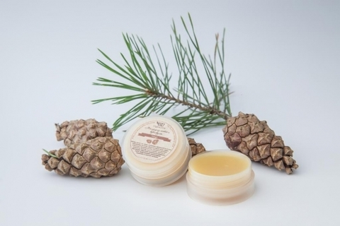 Воск-масло для ногтей и кутикулы «Кедр» 5 мл (OrganicZone)