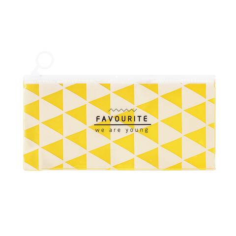 Пенал-косметичка Favorite Yellow