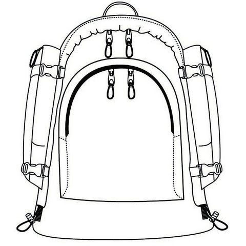Рюкзак тактический «Сталкер» АСС (35 л)