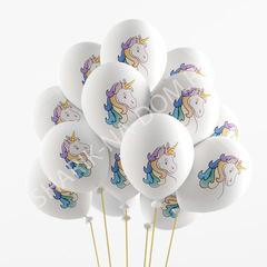 """Воздушные шары """"Единороги голова"""""""