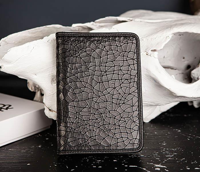 BC216-4 Обложка из кожи «Onyx» для паспорта и карт фото 02