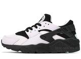 Кроссовки Женские Nike Air Huarache ES White Black