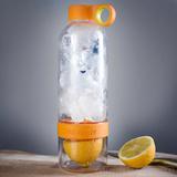 Бутылка Citrus Zinger, оранжевая