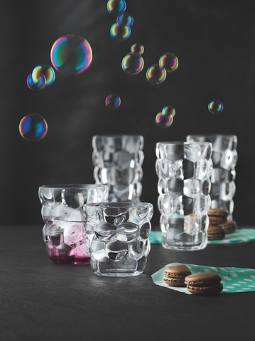 Bubbles Water Set 4