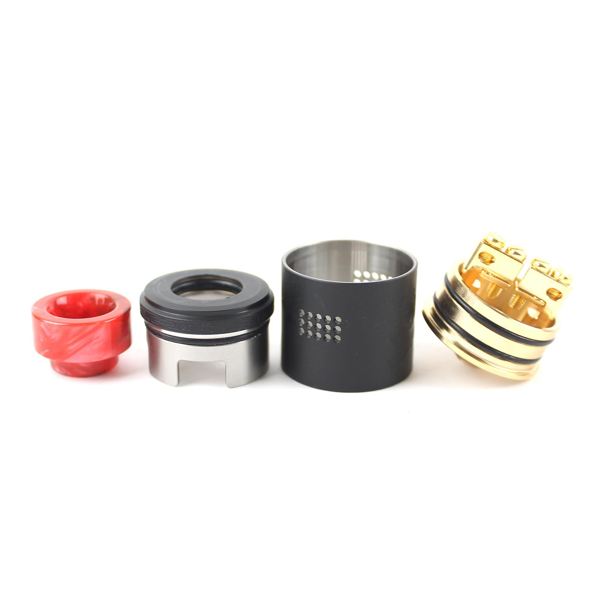 Дрипка Vandy Vape Bonza RDA (Authentic) в разборе