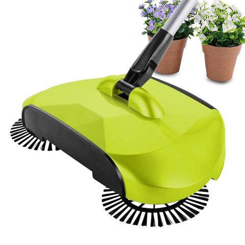 Механический веник Magic Sweeper