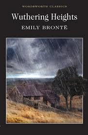 Kitab Wuthering Heights   Anne Brontë