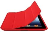 Чехол книжка-подставка Smart Case для iPad 2, 3, 4 (Красный)