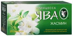 """Чай зелёный """"Ява"""" с жасмином 25*2г"""
