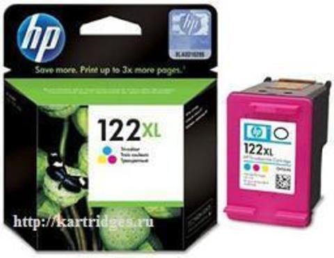 Картридж Hewlett-Packard (HP) CH564HE №122XL