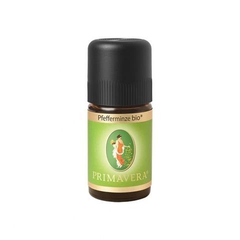 Эфирное масло Мяты био Primavera, 5 мл