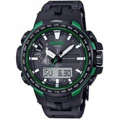 Мужские японские наручные часы Casio PRW-6100FC-1DR