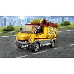 Конструктор LEGO City Great Vehicles Фургон-пиццерия (60150)