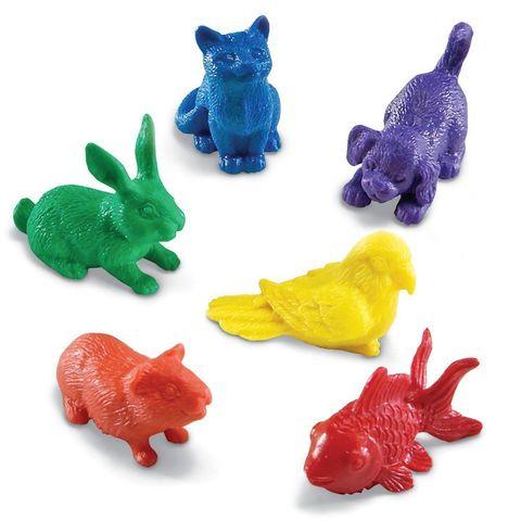 Набор фигурок Домашние животные Learning Resources