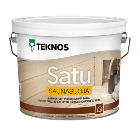 TEKNOS SATU SAUNASUOJA/Текнос Сату Саунасуоя Защитное средство для саун