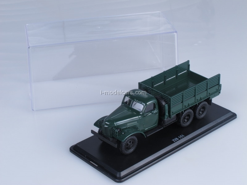 ZIS-151 board 1:43 Start Scale Models (SSM)