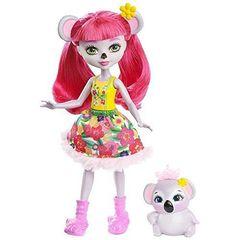Кукла Энчантималс Карина коала и ее питомец Деб (Karina Koala и Dab) - Enchantimals, Mattel