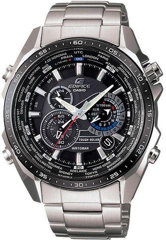 Купить Мужские часы CASIO EDIFICE EQS-500DB-1A1ER по доступной цене