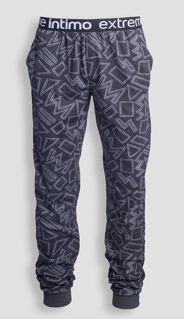 Мужские брюки пижамные E18K-11D101