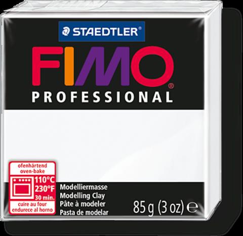 Fimo Professional белый